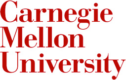 Carnegie Mellon University logo.